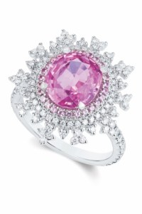 Sapphire Ring Nadine Aysoy