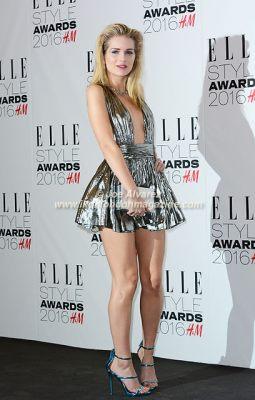 Lottie Moss Elle Style Awards © Joe Alvarez