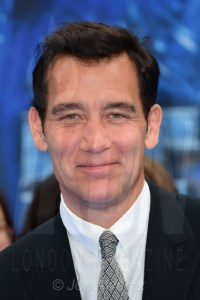 Clive Owen Valerian and The City of a Thousand Planets Premiere © Joe Alvarez