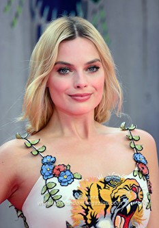 Margot Robbie Suicide Squad London Premiere © Joe Alvarez