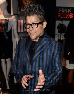 Joe Alvarez at the Ann Summers Party © JOE ALVAREZ 2017