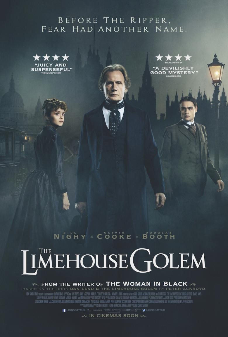 LImehouse Golem Film Review