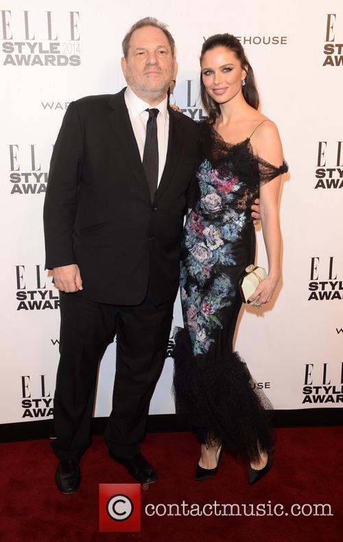 Harvey Weinstein at the Elle Style Awards © Joe Alvarez