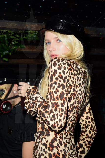 Lottie Moss at Tonteria 5th anniversary party © Joe Alvarez