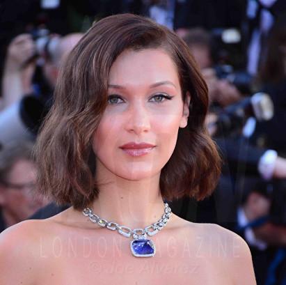 Bella Hadid Cannes Film Festival 2017 Opening Night © Joe Alvarez