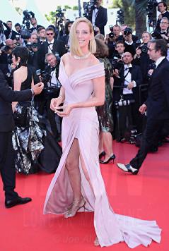 Uma Thurman Cannes Film festival 2017 Opening night © Joe Alvarez