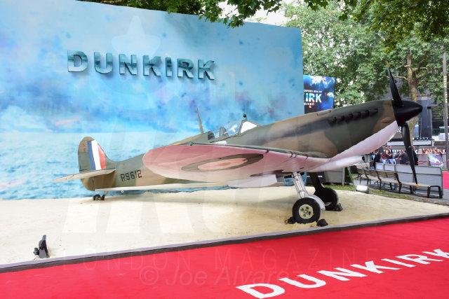Dunkirk Premiere © Joe Alvarez