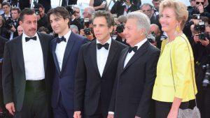 70th Cannes Film Festival - 'The Meyerowitz Stories' - Premiere Featuring: Adam Sandler, Noah Baumbach, Ben Stiller, Dustin Hoffman, Emma Thompson