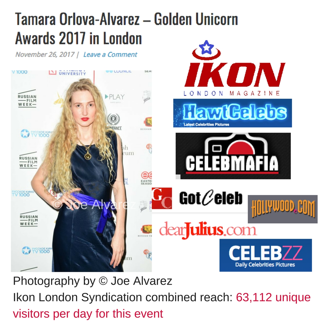 Ikon London Event Photography and Syndication
