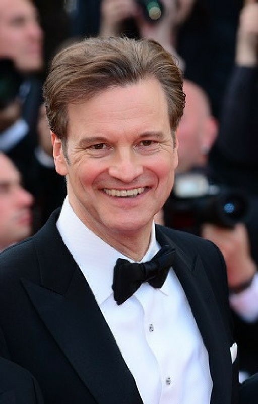 Colin Firth Photo Credit: Joe Alvarez
