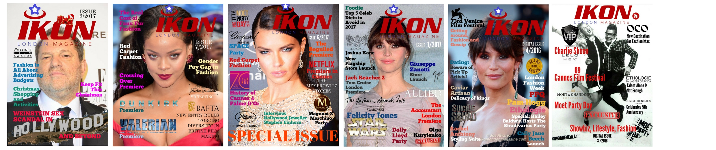 Ikon London Magazine Digital
