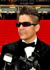 Joe Alvarez at the Cannes Film Festival