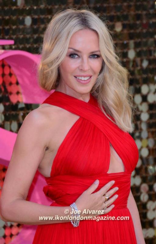 Kylie Minogue Photo Credit: Joe Alvarez
