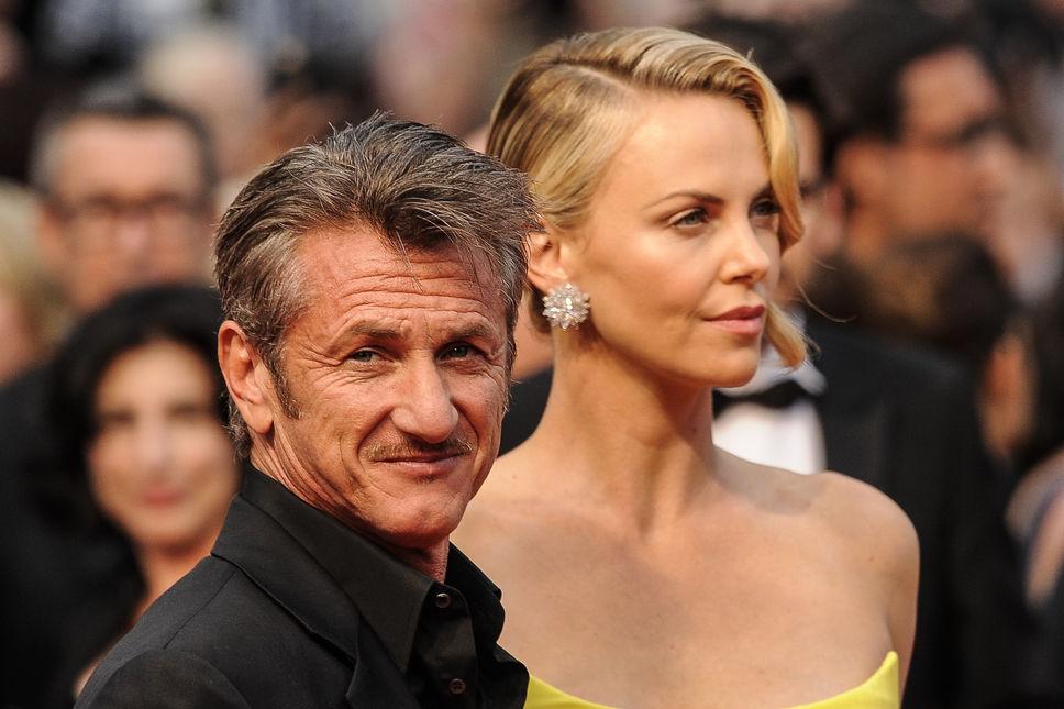 Charlize Theron Sean Penn Cannes Film Festival © Joe Alvarez