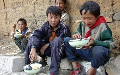 China Is Still Very Poor