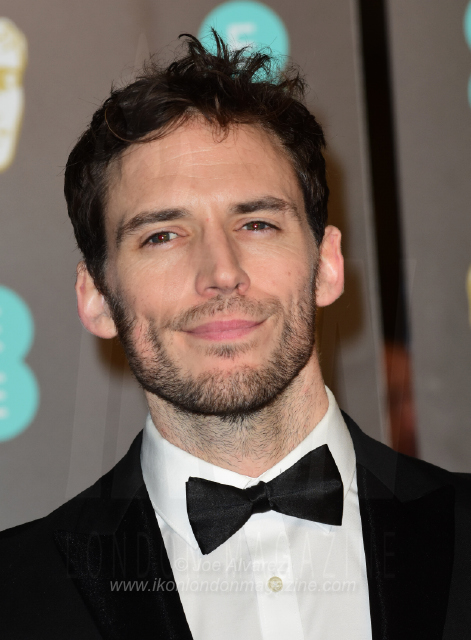 Sam Claflin The BAFTAS arrivals © Joe Alvarez 13921