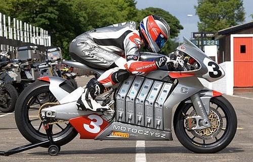 2019 MotoE Racing Bike