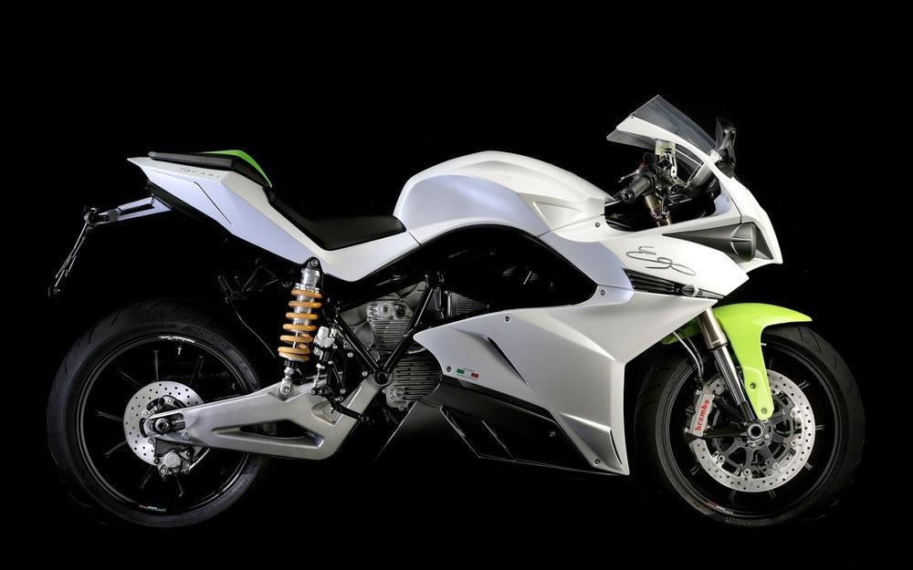 MotoE Energica Ego road bike