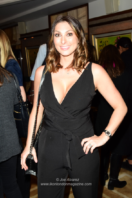 Luisa Zissman Anna Williamson book breaking mum and dad launch © Joe Alvarez 14483