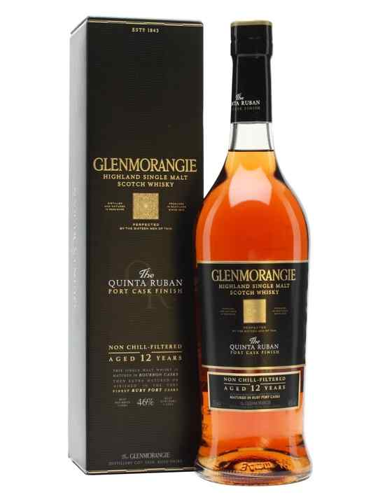 Glenmorangie Quinta Ruban 12 years old tasting
