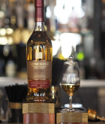 Glenmorangie 9 Edition Spios Glenmorangie Spios Photo courtesy of whiskymonster.com