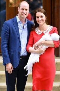 Duke and Duchess of Cambridge Celebrate Birth of Baby Boy