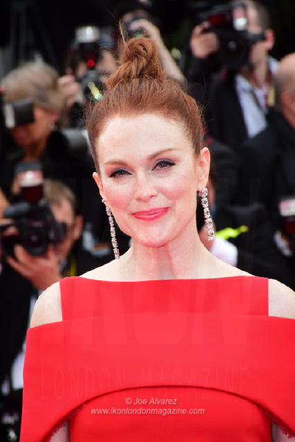 Julianne Moore Cannes Film Festival Everybody Knows Todos Lo Saben © Joe Alvarez