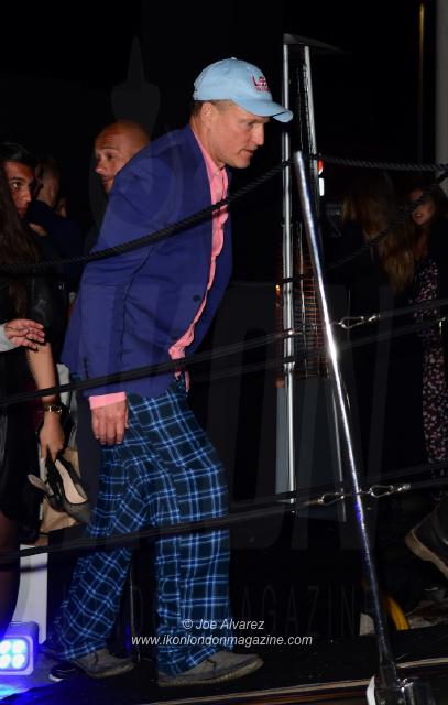 Woody Harrelson NUIT pre-amfAR party Cannes © Joe Alvarez 16580