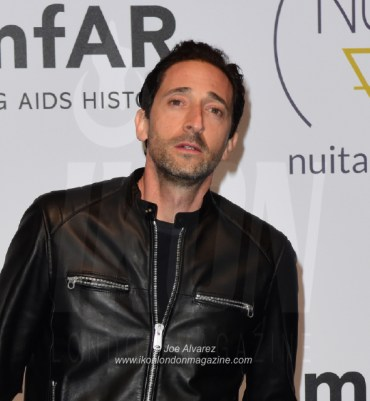Adrien Brody NUIT pre-amfAR party Cannes © Joe Alvarez 16582