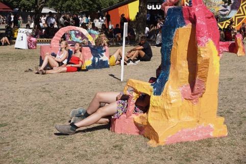 Roskilde Festival Art Tour