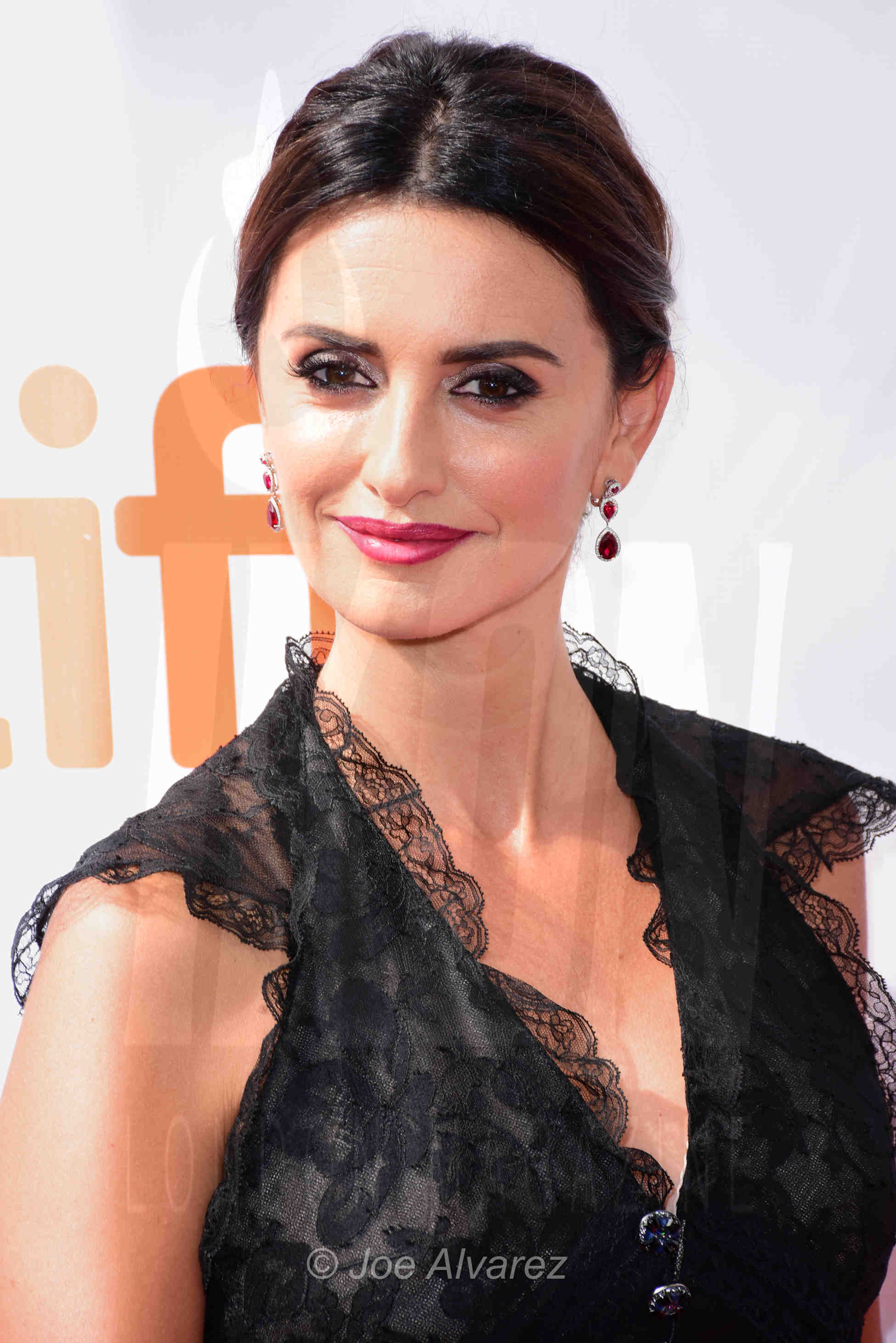 Penelope Cruz at the Toronto premiere of Everybody knows TIFF © Joe Alvarez