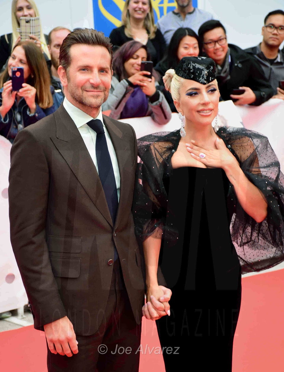 Lady Gaga Bradley Cooper at the premiere of A Star is Born