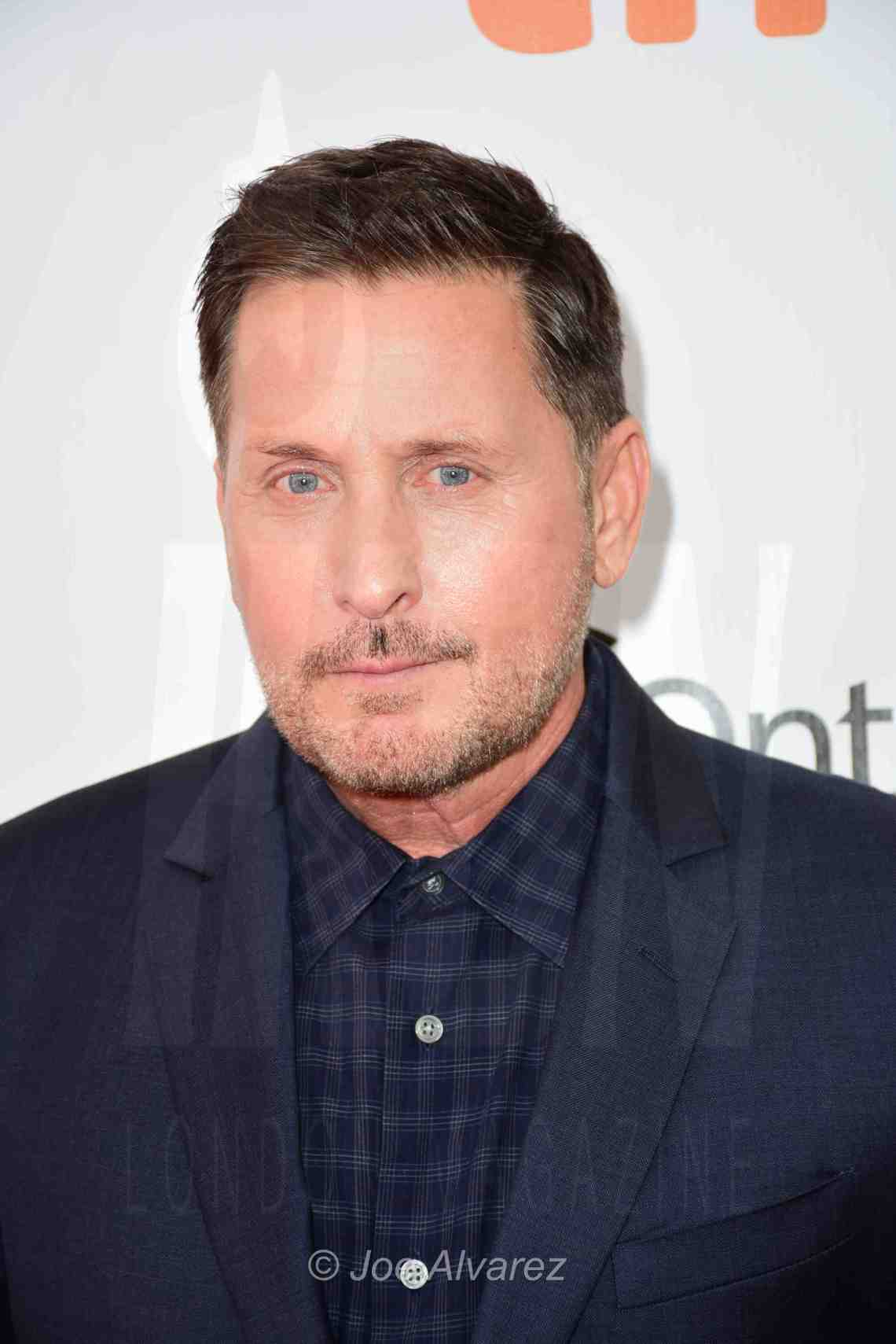 Emilio Estevez at The Public Premiere at TIFF 2018