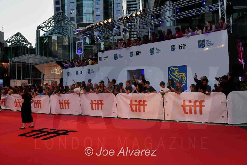 Cast of Jeremiah Terminator LeRoy at the Toronto premiere © Joe Alvarez