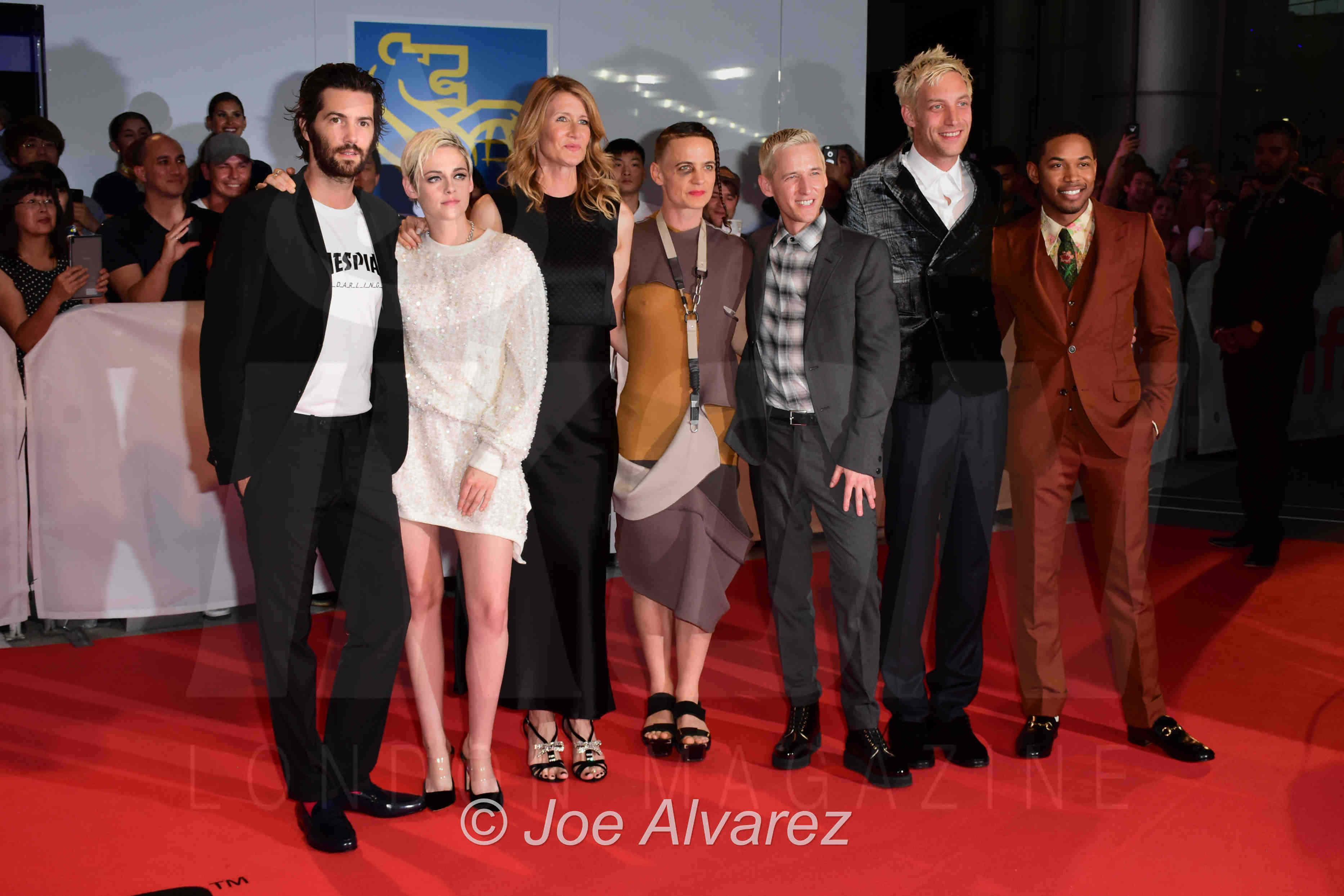 Cast of Jeremiah Terminator LeRoy © Joe Alvarez