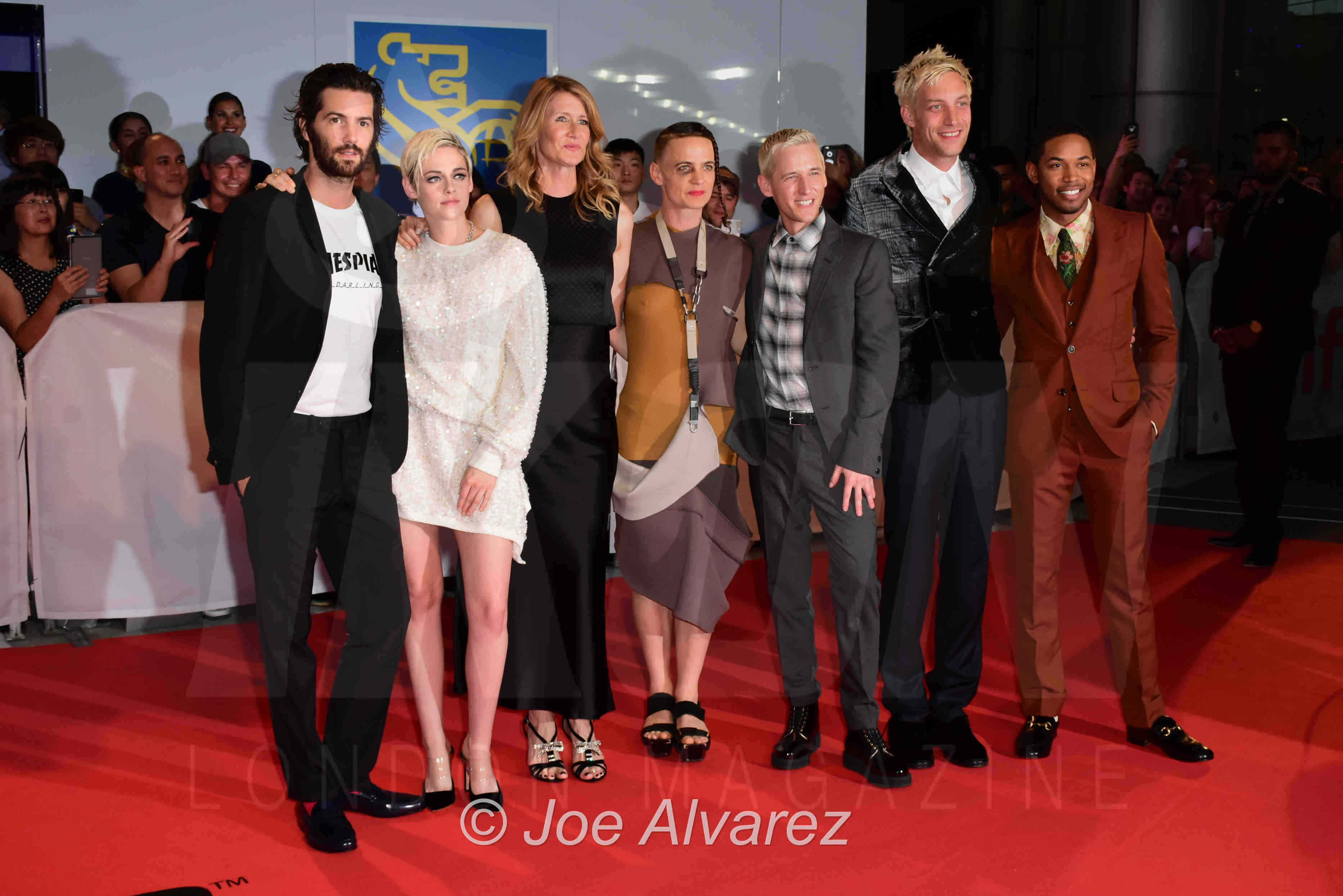 Cast of Jeremiah Terminator LeRoy © Joe Alvarez