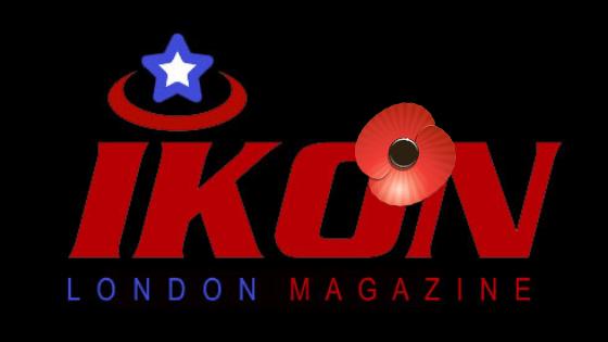 Ikon London Magazine Remembrance Day Poppy