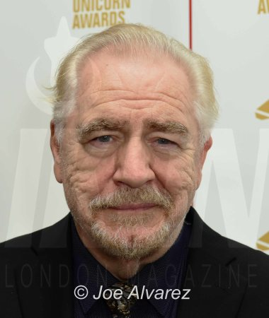 Brian Cox The Golden Unicorn Awards 2018 © JOE ALVAREZ