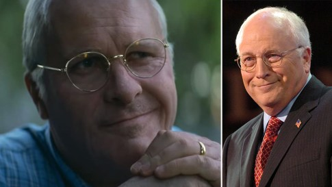 Dick Cheney Christian Bale Vice Movie