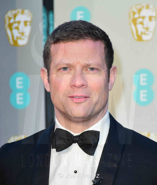 Dermot O'Leary EE British Academy Film Awards 2019 © Joe Alvarez