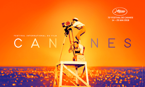 72nd Cannes Film Festival 2019 Official banner