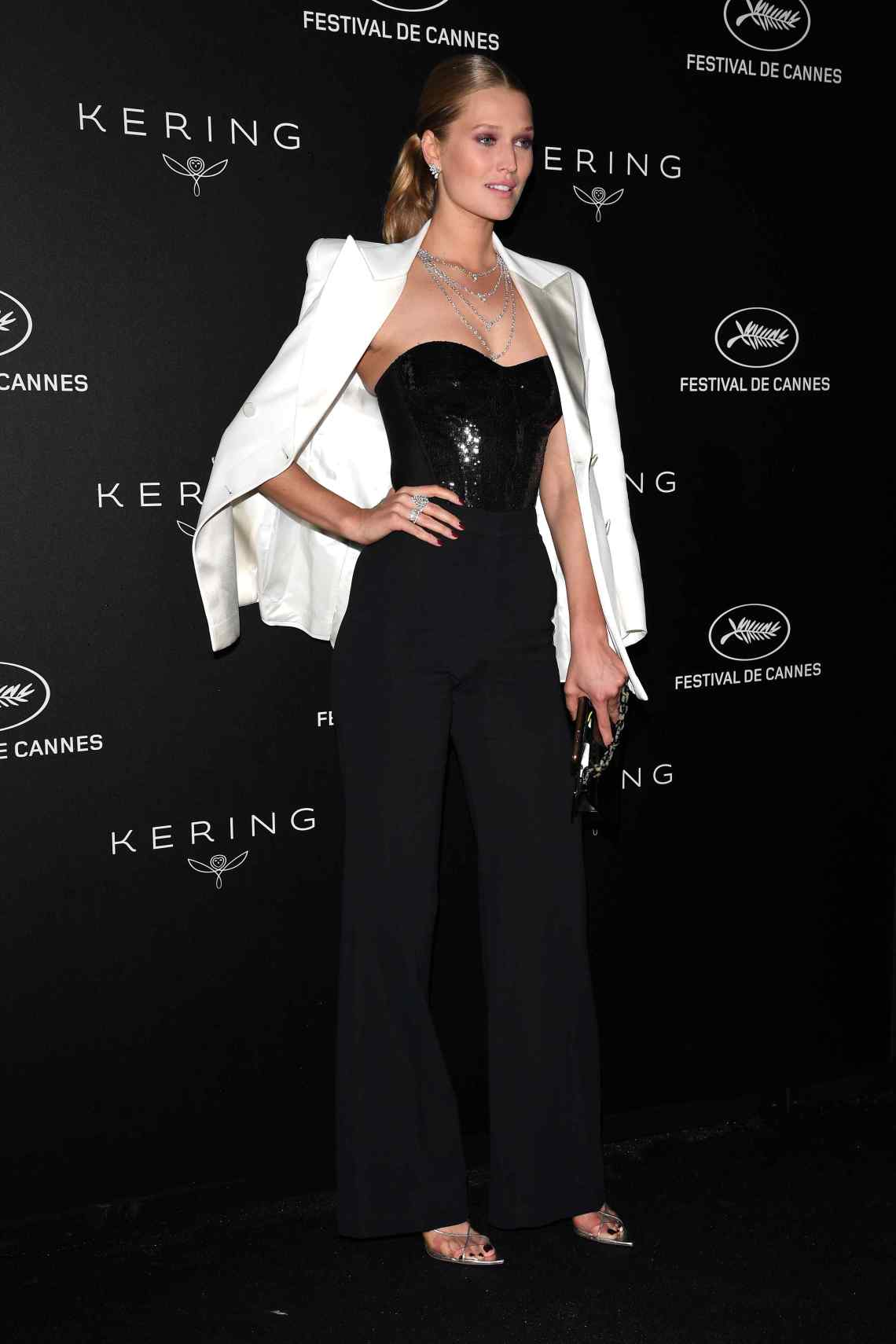 Toni Garrn Kering Women in Motion Awards 2019