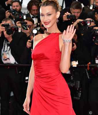 Bella Hadid Dolor Y Gloria Pain and Gloria premiere Cannes Film Festival © Joe Alvarez
