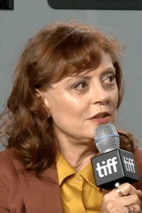 Susan Sarandon Blackbird TIFF press conference