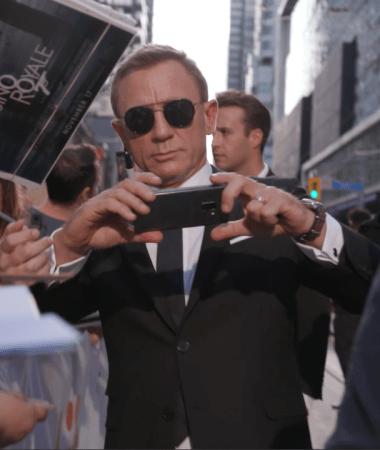 Daniel Craig Knives Out TIFF World Premiere