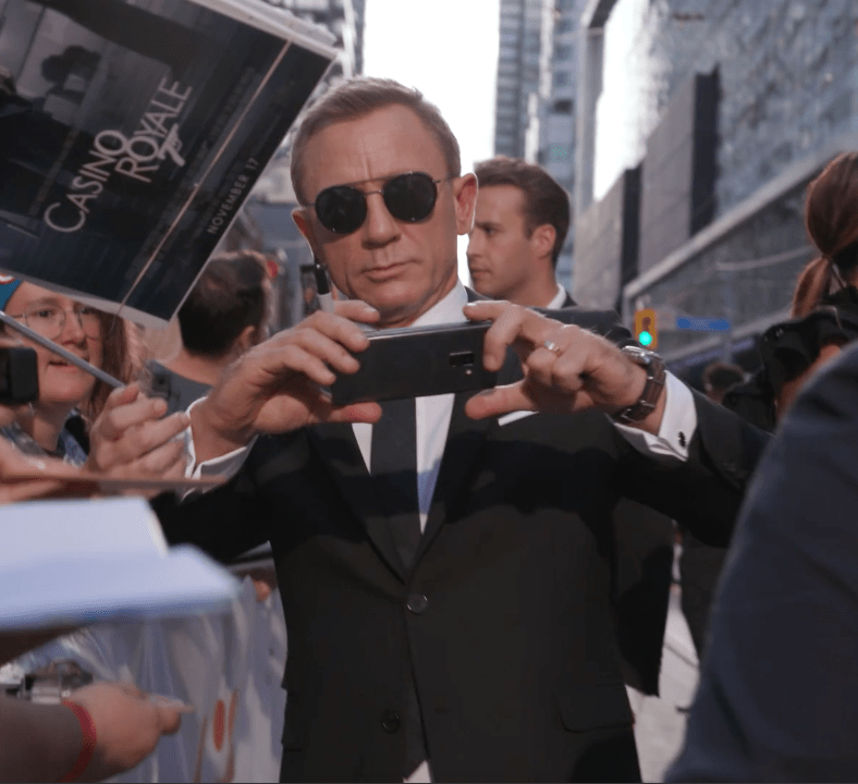 Daniel Craig Knives Out TIFF World Premiere