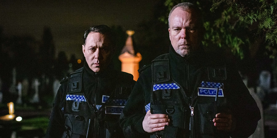 Inside No 9 Exclusive interview with Steve Pemberton and Reece Shearsmith Season 5