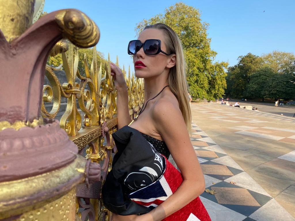 Ksenia Islamova Ikon Apparel © Tamara Orlova-Alvarez