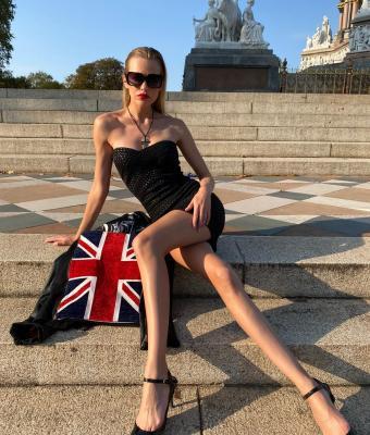 Ksenia Islamova Ikon Apparel