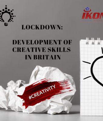Lockdown and creativity